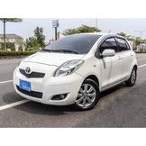 格瑞汽車-2011年/TOYOTA豐田/YARIS小鴨/1.5L/白-中古車,二手,汽車,五門