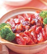 香菇臘肉煲仔飯(1)