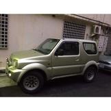 車主自售二手SUZUKI JIMMY性能佳吉普車/年份2000年/代步車/新竹市新北土城板橋可看車