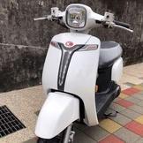 光陽 MANY-Fi 125 白黑 2015【重新保養有保固】【中古二手機車】