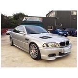 2002年 BMW/寶馬 330CI 原廠手排、密齒大5速 3.0 手排 0989-884-500 阿榮