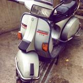 偉士牌VESPA PX150E
