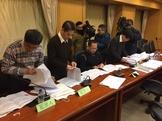 票選檢察總長開票 目前台高檢檢察長王添盛領先