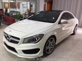 外匯 2014 Benz Cla250 AMG 大螢幕  全景天窗 四驅