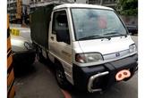 2004年中華菱利1.2cc自用小貨車白色配備框式+昇降尾門+防撞桿是您做生意最佳的好夥伴