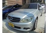 Benz/朋馳 C200 95萬 銀色 2010