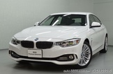 自售BMW420iGCLuxury 珍珠白