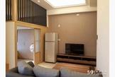 京品海景2+1房