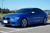 BMW  2014 汎德  F30  320I  M-SPORT 正統藍~自售