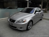 自售 2006 LEXUS IS250 頂級運動版 一手女用車可全額貸款免頭款