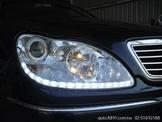 同德汽車 BENZ S320L 比350還漂亮的320 原漆 一手車低里程