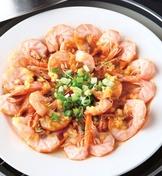 蒜茸蒸蝦(1)