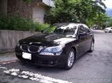 2006年出廠BMW540i汎德總代理客戶換高級房車照進價出清