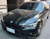 小傑13年BMW 316I熱血性能動感魅力轎跑 ikey導航顯影循跡知名建商用車
