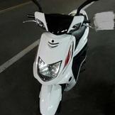 2006 YAMAHA  一代 勁戰 125 白色