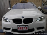 BMW E92 335CI M3 SPORT版 無事故過可配合萊因檢測提供認證書