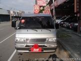 09 NEW DELICA 得利卡2.4 廂車 手排 銀-美!