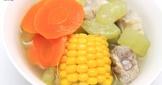 大黃瓜燉軟骨湯