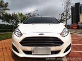 Ford Fiesta 1.0運動型 新款馬丁頭 渦輪增壓125匹馬力
