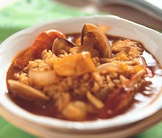 咖哩海鮮燉飯