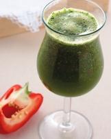 菠菜甜椒孅綠汁