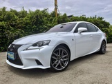 LEXUS IS300h 2013年 白色系