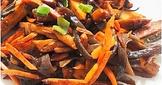 開胃家常菜 蠔油黑木耳豆干
