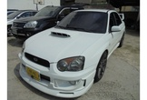 Subaru/速霸陸 IMPREZA 68.8萬 白色 2005