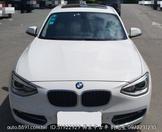 煜-2012 BMW 118i,170匹馬力小鋼炮iKEY  HID,無事故待修