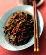 梅乾燜淡菜