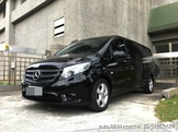 2015 BENZ  /Vito  黑色  9人座 一手車  實價:173.8萬