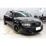 2004 Audi A4 黑