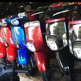 MANY CUXI 100 110 115 車系