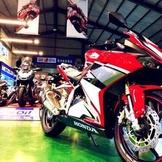 Honda CBR250RR A͛B͛S͛ NEW 2018