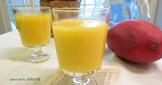幫助消化鳳梨芒果汁