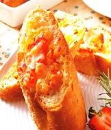 醋汁焗法式麵包