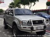 2003年TOYOTA TACOMA SR-5 3.4cc自排廂式貨卡員通4X4