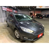 2016年Ford Focus 2.0TDCI 柴油頂級版 黑鐵灰色