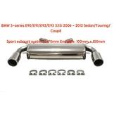 BMW 335i 3.0 瑞典BSR排氣管現貨