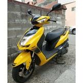 Yamaha 勁戰4代滿18免保人免頭款1500元交車