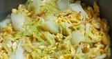 炸蛋魯大白菜