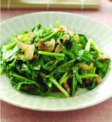 柴香芥藍菜