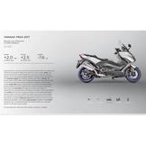 [ Moto Dream 重機部品 ] AKRAPOVIC 全段排氣管 YAMAHA T-MAX 530 17>