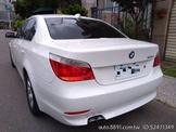 [車主自售-只賣18萬]BMW525白色/天窗/無大小事故車/原版件馬力大