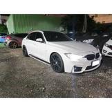 BMW 2012年 F30 320i   《 超額<找錢>專案 & 全額貸 & 舊車回收換新車 》