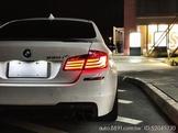 2012年 BMW F10 550i 上過汽車雜誌報導(附圖)