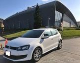 2012年 VW 福斯 POLO 1.4 歐洲小車 女用車 原鈑件 省油 安全