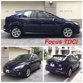 2010出廠Focus TDCi柴油渦輪增壓