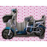 綠馳電動車E-Bike- AEI3 (鋰電)(藍)-電動自行車/電動輔助自行車/電動機車/電動車
