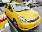2006 wish 三重宜豐計程車